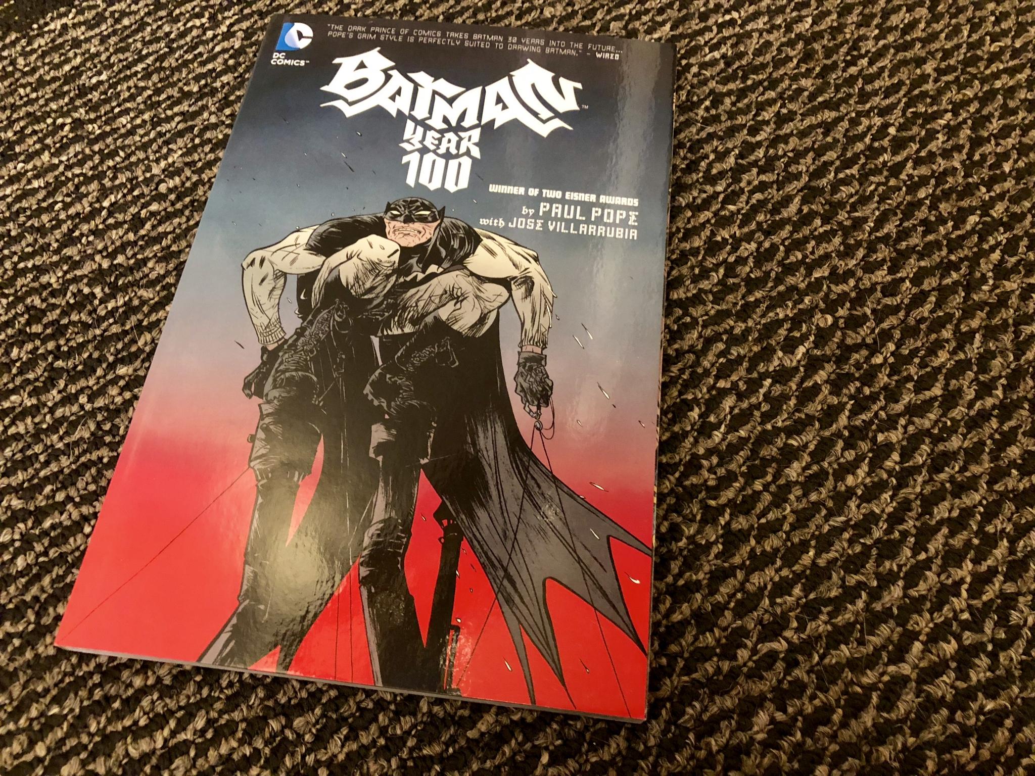 Batman Year 1000